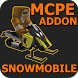 Add-on Snowmobile for MCPE by Auburn