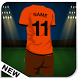 Football Jersey Maker by GFST BLACK Game INC