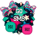 GO SMS THEME - SCS327 by SCSCreations