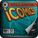 Villains Comic by Hechizos guias y otras apps gratis
