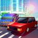 Blocky Highway Roads Racer 3D by VascoGames