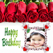Birthday greeting photo frame by Pretz dev