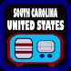 South Carolina USA Radio by Enkom Apps