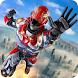 Hero Flying Robot War by Toucan Games 3D