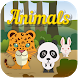 Kids memory game: Animals by Stay Fresh