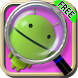 Super Mobile Magnifier 1+3 by Hanks