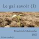Nietzsche, Le gai savoir vol.1 by Lecture audio