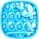 Neon Blue Keyboard Changer by BEAUTY LINX
