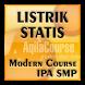 IPA SMP Listrik Statis MC by Aqila Course