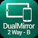 DualMirror 2Way-B by SPower