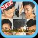 Black Braided Hairstyle by nett studio
