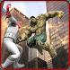 Bat Hero VS Incredible Monster: City Battle Mania