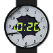 Broken Watch Face