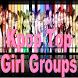 Kpop Top Girl Groups by Pak Mantap Studio
