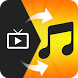 Video to mp3 converter by Sapling Apps