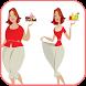 أسرع طرق تخسيس الكرش by isooo apps