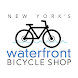 Waterfront Bicycle Shop NYC by VR Atelier