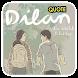 Kata Romantis Novel Dilan by Whites Studio