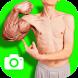Gym Body Photo Editor - Six Pack Camera Stickers