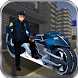 Sci-Fi Police Bike Crime Chase by Firebolt Studio