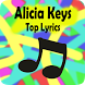 Alicia Keys Top Lyrics by LazyMe Studio