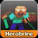 Herobrine Mod for Minecraft PE by Cmon App