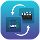 MP3 Converter Ringtone Maker & Audio Cutter Editor by Randolph Ordway