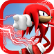 Super knuckles red sonic jump and run by KMLSoft