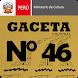 Gaceta Cultural del Perú N° 46 by Ministerio de Cultura del Perú