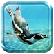 Swimming Penguins Live