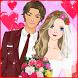Groom & Bride Wedding dress up by LD Games Studio