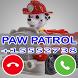 Fake Paw Dog Call Patrol Prank Simulation by BagusDevKu