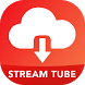 Stream Play Tube Music Video by Mushroom Apps