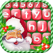 Santa Claus New Year Keyboard by Fashion Corner Apps