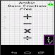 Arabic Basic Fractions vAd by Das Telefon