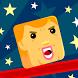 Gravity Trump by Hoodclips LLC