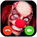 Video Call Scary Killer Clown by VideoCall Apps