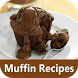 Muffin Recipes Easy by melanie app
