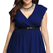 PLUS SIZE DRESSES FOR WOMEN by Cool Appi Zone