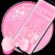 Pink Bunny Bow Theme