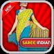 Women Saree Designer by LubangSemut
