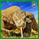 Wild Komodo Dragon War by MAS 3D STUDIO - Racing and Climbing Games