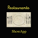 ShowApp Restaurante by AppCanaria