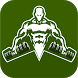 Fitness & Bodybuilding Muscle by YourSmart