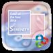 Serenity GO Launcher Theme