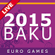 2015 Baku. Euro Games by zv.apps