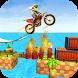 Tricky Bike Stunt Race :Top Motorbike Stunt Games by EyeSol Games Studio