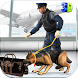 Police Dog Airport Crime City by Vital Games Production