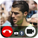 Video call from Ronaldo / Prank by BestApps MouSou