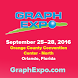 GRAPH EXPO 16 by Map Your Show